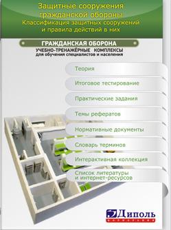 Защитные сооружения гражданской обороны. Классификация защитных сооружений и правила действий в них